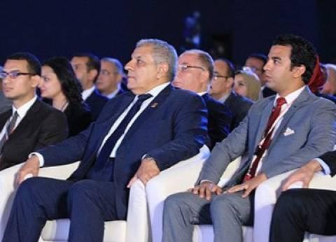 """محافظ الإسكندرية: """"المؤتمر الوطني"""" حرص من القيادة السياسية على دعم الشباب"""