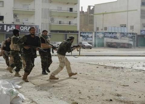 استخراج 42 جثة مجهولة الهوية من مقابر جماعية في بنغازي