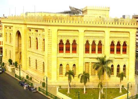 """رئيس """"العامة للكتاب"""" يلتقي المستشار الثقافي لسفارة السودان"""
