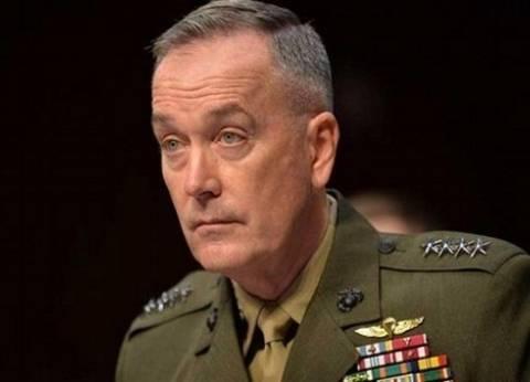 دانفورد: لم ننسق مع موسكو لتوجيه الضربات العسكرية ضد سوريا