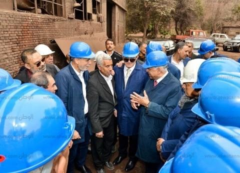 """بنك مصر يحصل على 73 مليون سهم في """"الحديد والصلب"""" مقابل مديونية"""