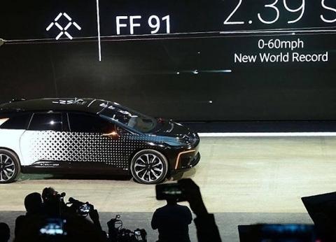 تسير مليون كيلو.. تطوير سيارة كهربائية ببطارية ذات سعة شحن كبيرة