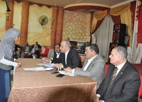 محافظ القليوبية: إحالة شكوى عدم الإعلان عن انتخابات جمعية قها الزراعية للتحقيق