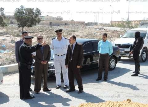 مدير أمن مطروح: تعديلات بمسارات الشوارع وإنشاء ميدان جديد في المحافظة