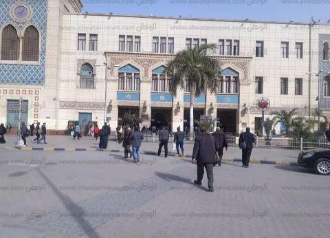 السفير الفرنسي يقدم التعازي في ضحايا حريق محطة مصر