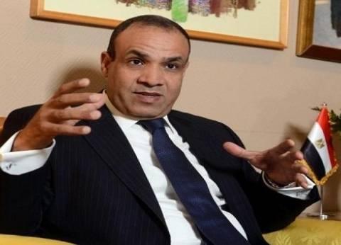سفير مصر بألمانيا: عملية اقتراع الناخب لا تستغرق سوى دقائق معدودة