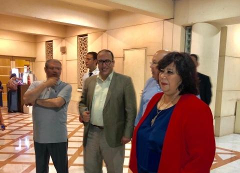 وزيرة الثقافة تدرج 207 أفلام في سجل التراث القومي للسينما