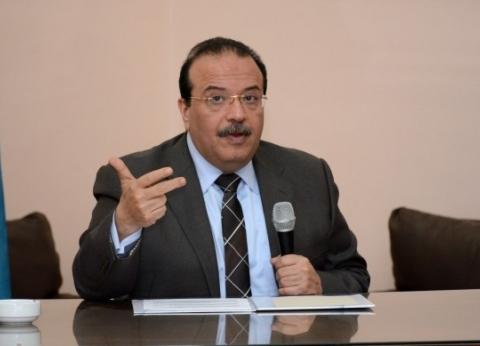 رئيس جامعة طنطا: 8 مؤتمرات دولية تهتم بالشأن الأفريقي في 2019