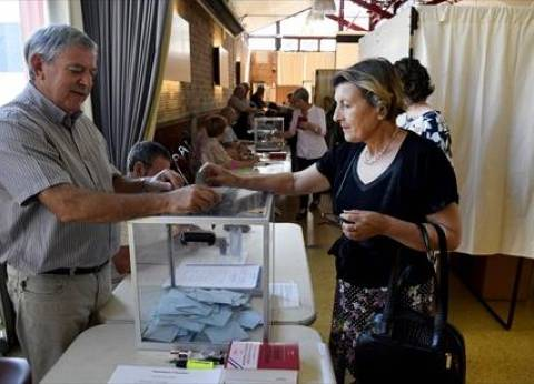 توقعات بفوز ساحق لـ«حزب ماكرون» فى ثانى جولات التشريعية الفرنسية