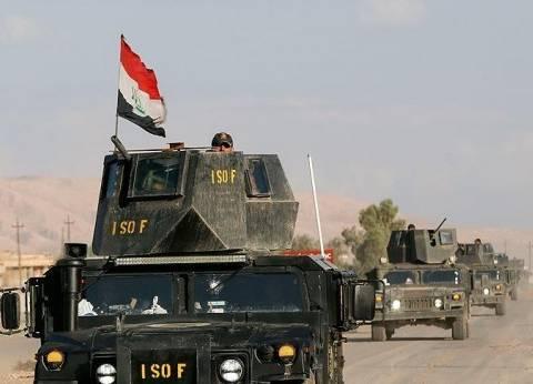 """القوات العراقية تطلق عملية عسكرية لتطهير جيوب """"داعش"""" جنوب الموصل"""