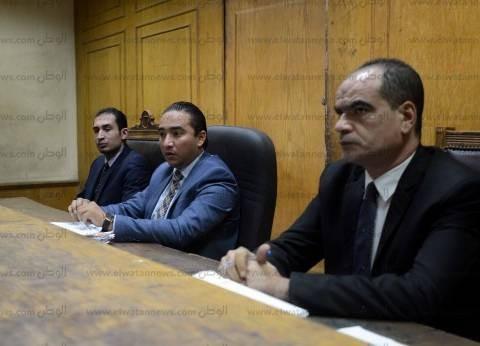 """جنح القاهرة الجديدة تقضي بعدم جواز نظر دعوى """"الزنا"""" في """"رشوة مجلس الدولة"""""""