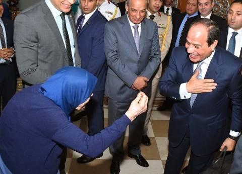 السيسي: خلال عامين ستكون مصر في مكان آخر