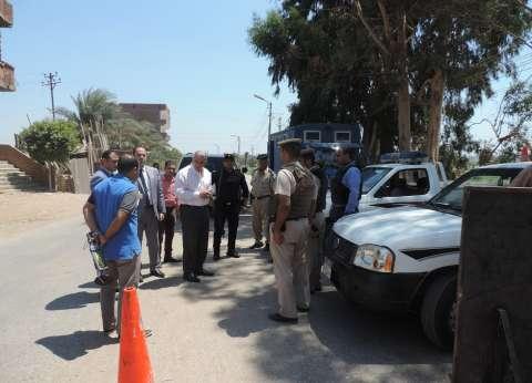 ضبط 5 متهمين بحيازتهم أسلحة نارية وتنفيذ ألف و32 حكم قضائي بالفيوم