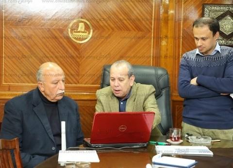 محافظ كفر الشيخ يتابع خطة إزالة التعديات على أراضي الدولة
