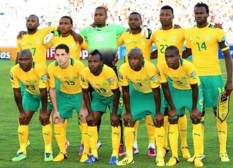 موعد مباراة نيجيريا وجنوب إفريقيا والقنوات الناقلة