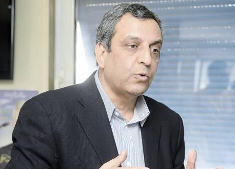 """السناوي: """"قلاش"""" التزم بالإرادة العامة للصحفيين في أزمة """"الاقتحام"""""""