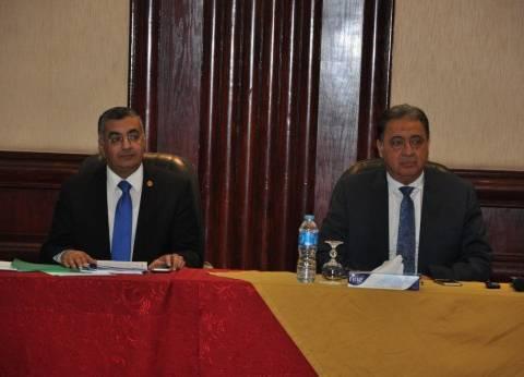 وزير الصحة يوجه بإنشاء 13 وحدة طبية بأماكن تكدس السكان ببورسعيد