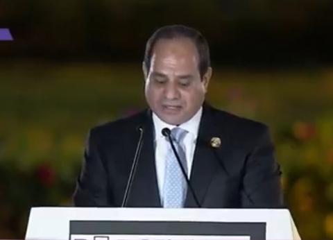 السيسي: الصراع في اليمن يُدار بين دول وليس داخليا