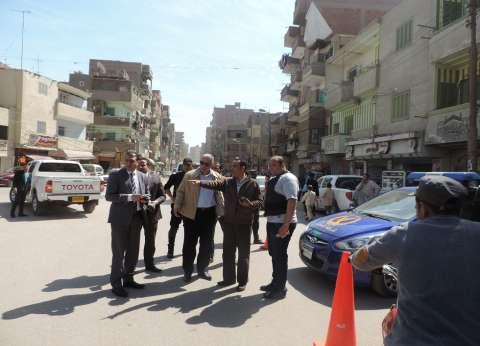 بالصور| مدير أمن الفيوم يتفقد نقاط وتمركزات أمنية للتأكد من جاهزيتها