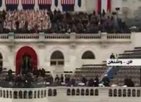 عاجل  بدء توافد القيادات الأمريكية لحضور مراسم تنصيب ترامب