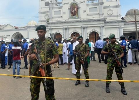 بعد يوم دام..  تهديد أمني جديد قرب مطار العاصمة السريلانكية