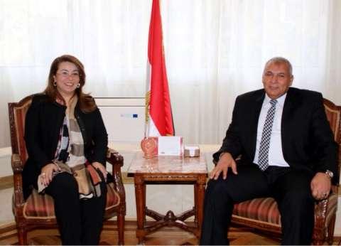 """غدا.. وزيرة التضامن تزور مصابي """"هجوم مسجد الروضة"""" في الإسماعيلية"""