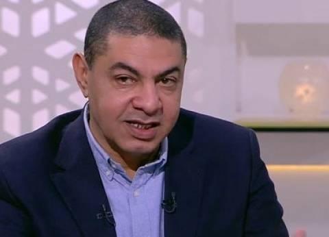 """هشام سليمان: """"dmc"""" سترعى معرض الكتاب و""""الأقصر الأفريقي"""" و""""أولادنا"""""""