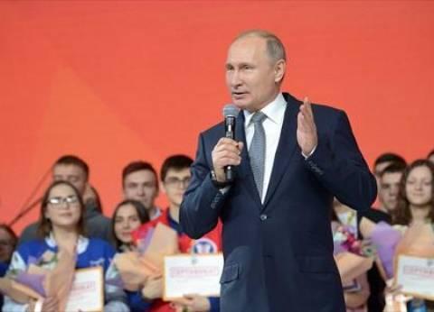 بوتين يدشن محطة نووية في منطقة روستوف على نهر الدون