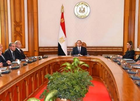 وزراء «التعديل الثانى» فى حكومة إسماعيل يبدأون تجهيز «برامجهم» لعرضها على «السيسى» خلال 15 يوماً