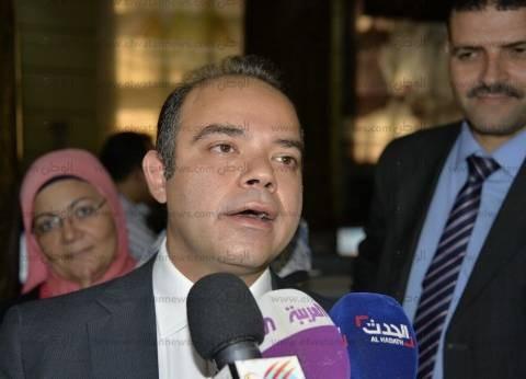 """رئيس البورصة يقرر تعليق العروض على سهم """"غاز مصر"""""""
