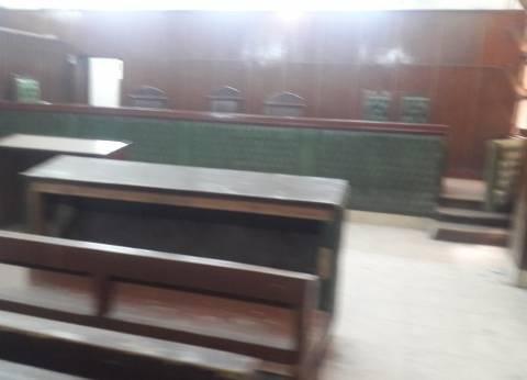 إضراب المحامين في سوهاج أمام محاكم الجنايات تنفيذا لقرارات النقابة