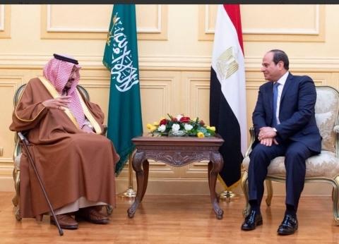"""على هامش """"العربية الأوروبية"""".. قضايا ناقشها السيسي مع زعماء دول القمة"""