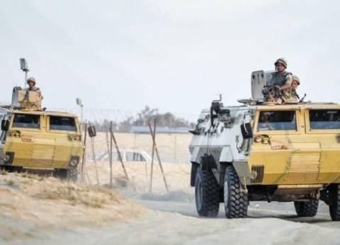 قوات أمن 5 محافظات تحاصر خلية إرهابية في جبال قنا والوادي الجديد