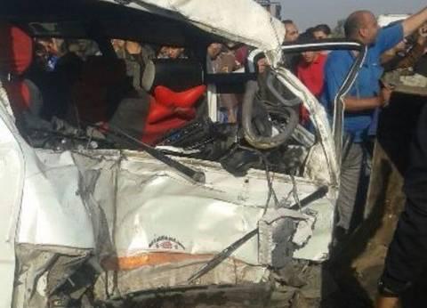 عاجل| مصرع نائب رئيس مجلس الدولة في حادث تصادم بالطريق الدولي بأطفيح