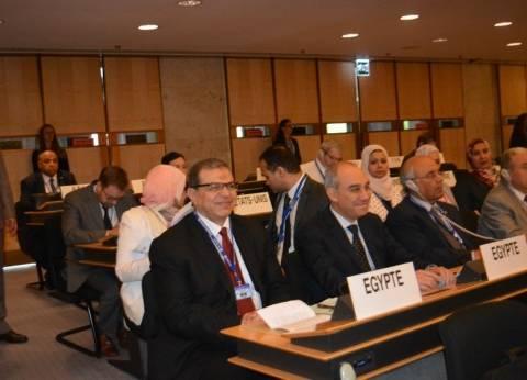 """بوليفيا تشيد بجهود الحكومة المصرية للدفاع عنها في مؤتمر """"العمل الدولي"""""""