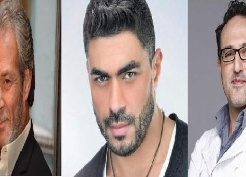 """من """"الفيشاوي"""" لـ""""خالد سليم"""".. فنانون صدموا الجمهور بمرضهم"""
