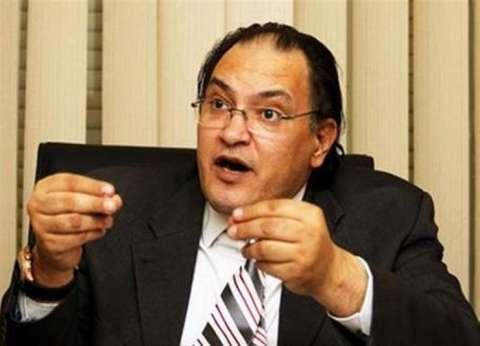 """""""أبو سعدة"""" يوضح الفرق بين المجلس القومي واللجنة الدائمة لحقوق الإنسان"""