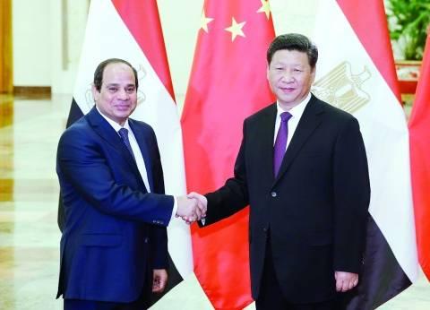 تزامنا مع زيارة السيسي.. اقتصاديون: الصين حصان أسود لمصر وبوابة للخير