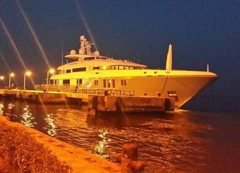 29 سفينة حاويات وبضائع إجمالي الحركة بموانئ بورسعيد
