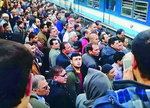 عاجل| توقف حركة قطارات الخط الثاني للمترو بسبب عطل فني بمحطة محمد نجيب