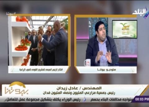 عادل زيدان: مصر ستبدأ في تصدير تقاوي البطاطس لروسيا قريبا