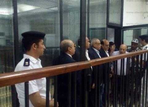 """الديب يعترض على طلب النيابة بإضافة اتهام جديد لمتهمي """"أموال الداخلية"""""""
