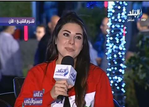 عضوة بالوفد السوري في منتدى شباب العالم: بلدنا بخير ويتحسن يوميا