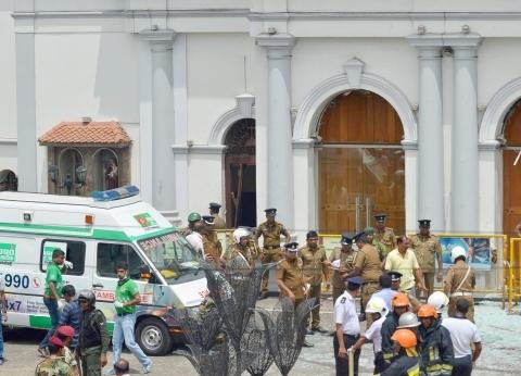 عاجل| وزير دفاع سريلانكا: اعتقال 7 أشخاص مشتبه بهم في أعقاب الانفجارات