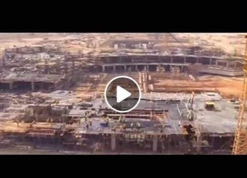 """""""معلومات الوزراء"""" ينشر فيديو عن """"حكاية وطن"""" بعنوان """"الرؤية والإنجاز"""""""