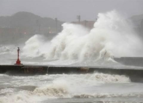 مقتل 17 شخصا نتيجة إعصار ليونروك في اليابان