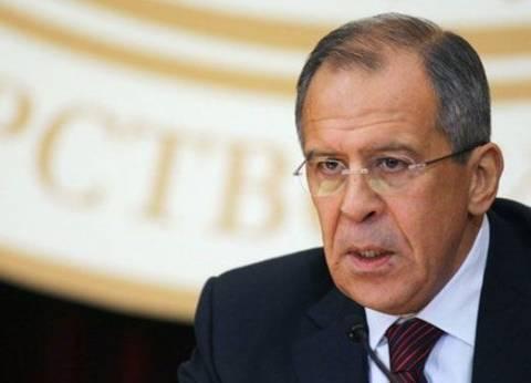 لافروف: روسيا مهتمة بمنع حدوث انقسام على أساس طائفي في الشرق الأوسط