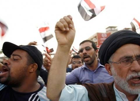 مقتل متظاهر وجرح اثنين آخرين برصاص عناصر ميليشيا بدر فى العراق