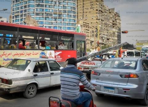 تقرير حكومى يوصى باستبدال السيارات التى مر على صناعتها 20 عاماً بأخرى جديدة