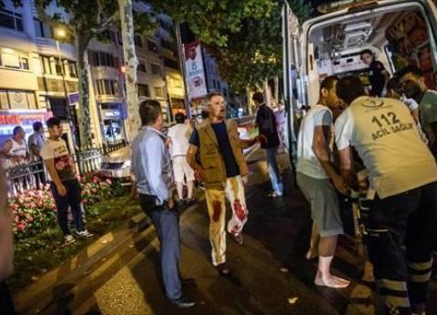 عاجل| إصابة 3 في هجوم الانقلابيين على مقر الاستخبارات التركية